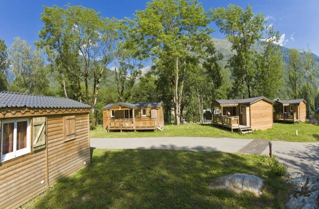Camping : Mobilhomes et chalets
