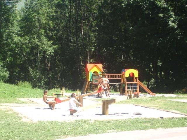 Aire de loisirs, Parcours Santé