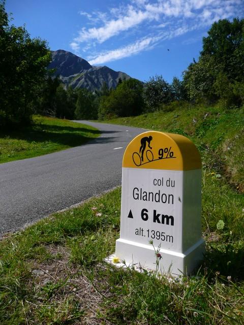 The Glandon Pass