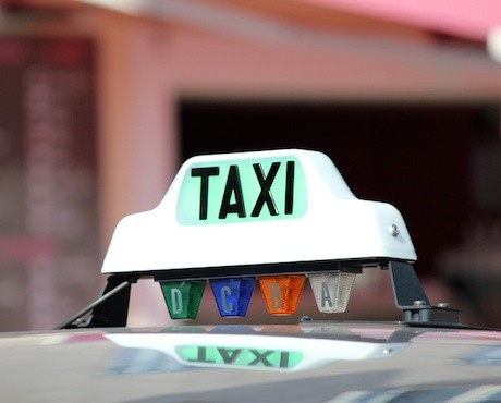 Taxi and transfers