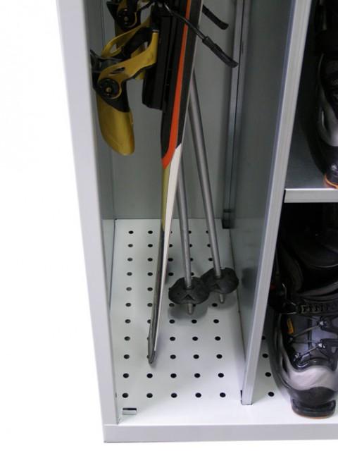 Ski Lockers