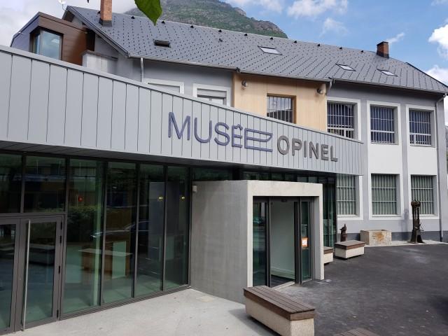 Musée Opinel 2019